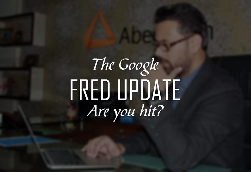 Fred Update