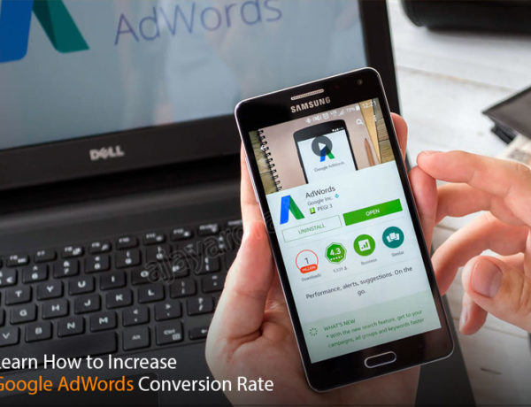 Google Adwords Conversion Rate