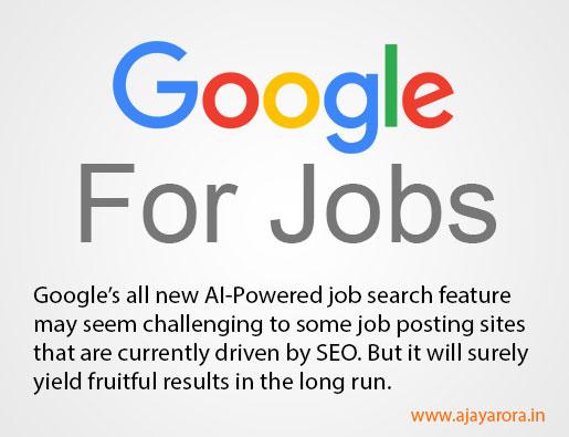 google jobs online