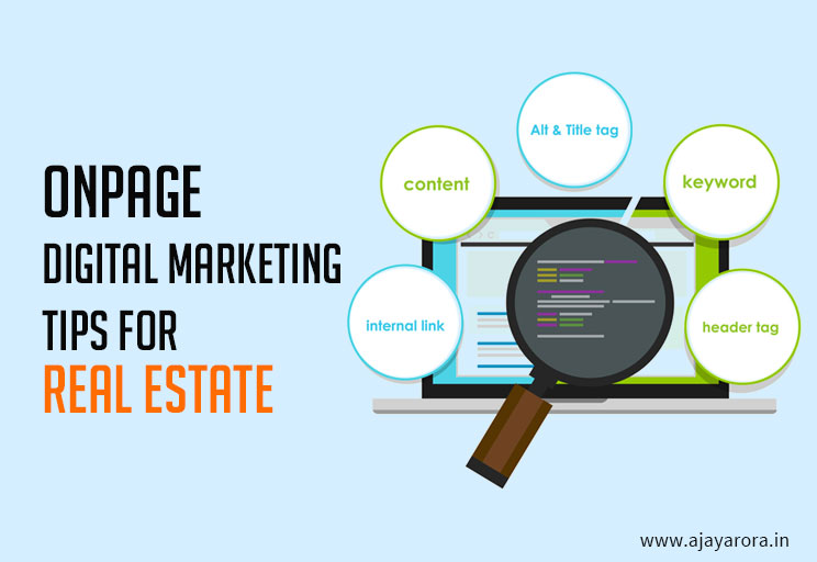 on-page digital marketing