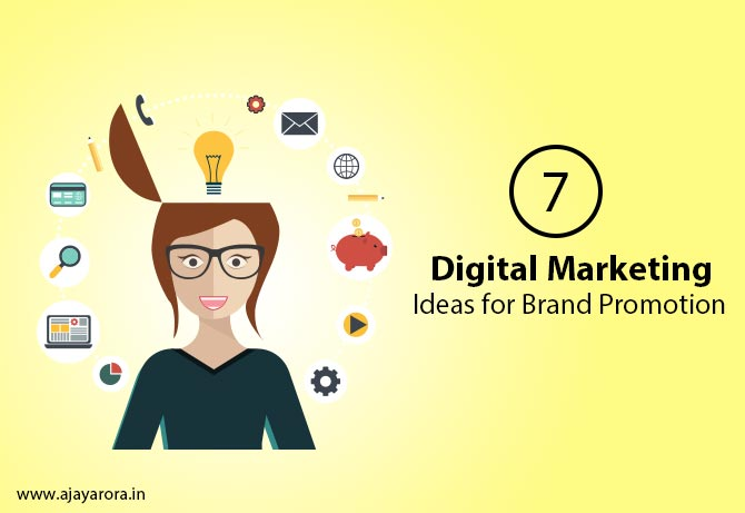 Unique Digital Marketing Ideas